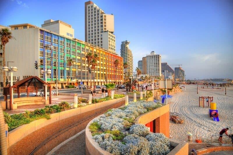 מיתוג ערים- האם רק תל אביב בלי הפסקה?