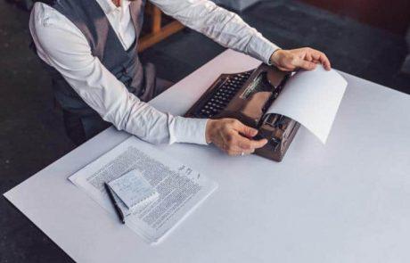 איך כתיבת תוכן שיווקי תקדם אתכם